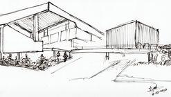 Charla de Terraza de OPUS: el boceto y su proceso