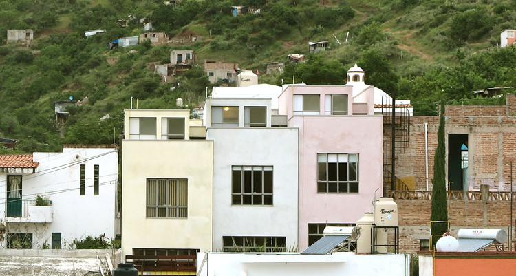Casas Triada / Lucía Villers, Cortesía de Lucía Villers