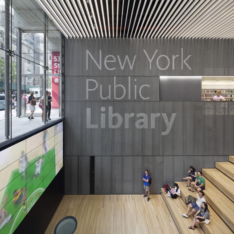 New York Library / TEN Arquitectos, Cortesía de TEN Arquitectos