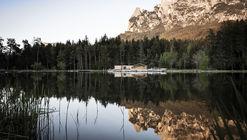 Lake House Völs / noa*