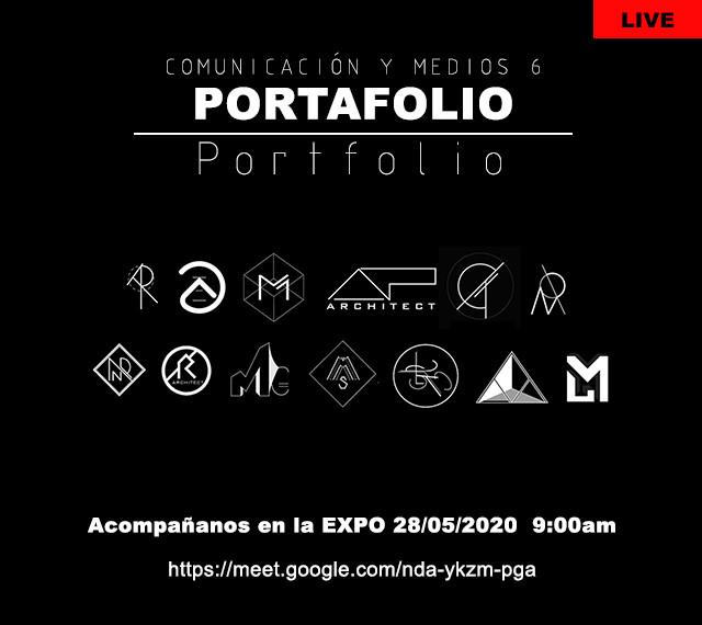Live: Exposición de Portafolios Académicos de Arquitectura, Arq. Tomás Pachajoa
