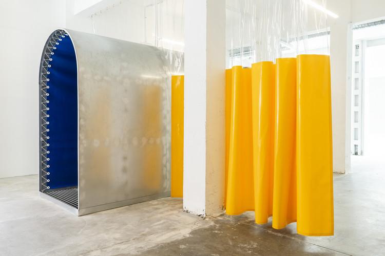 Pilarica: Elementos para recuperar espacios industriales / Taller de Casquería, © María Eugenia Serrano Díez