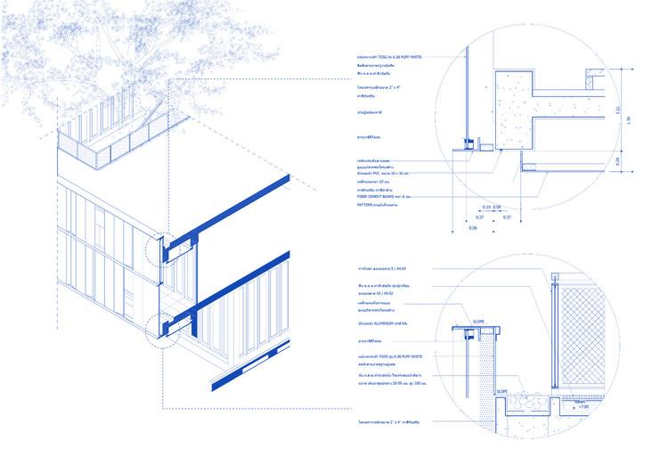 Do planejamento territorial ao detalhe da maçaneta: como usar as diferentes escalas de desenho, Desenho: © Stu/D/O Architects