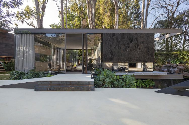 Lake House / Janaina Pacheco Arquitetura + Estúdio MB, © Daniel Mansur