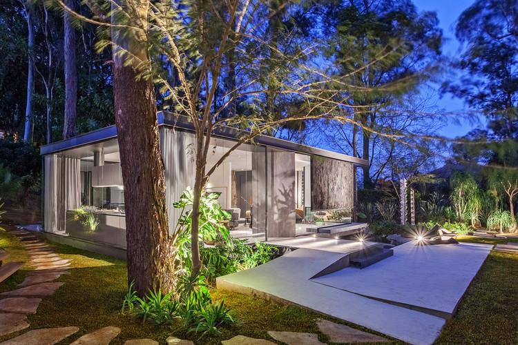 Casa do Lago / Janaina Pacheco Arquitetura + Estúdio MB, © Henrique Queiroga