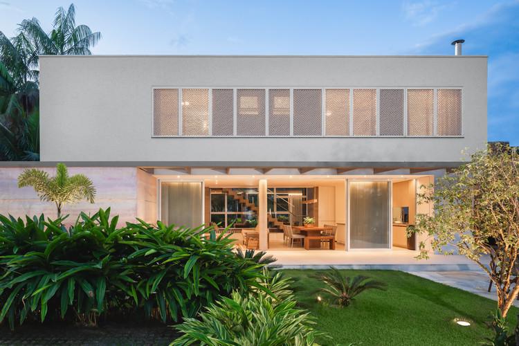 Casa Paúba / Mara Ramos Arquitetura e Design, © André Mortatti