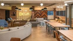Sicur Coworking  / Juliana Trivelato Stefanelli Arquitetura