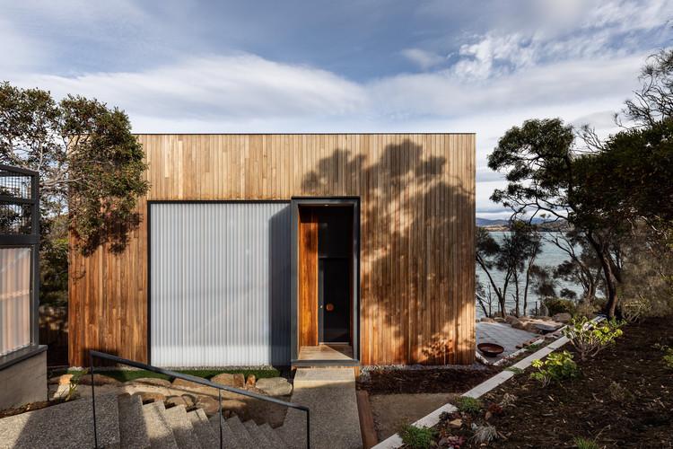 Casa punto intermedio / Keith Westbrook + Cumulus Studio, © Adam Gibson