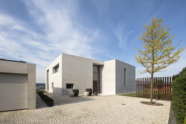 Villa K / Peter Todorov | Skyline Architekten, © Daniel Hawelka