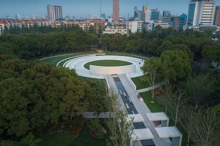 Kunshan Constitution Park / IPD, © Lei Sun