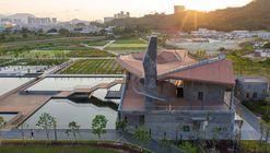 Terraço Pingshan – Renovação da stação de tratamento de água de Nanbu / NODE Achitecture & Urbanism