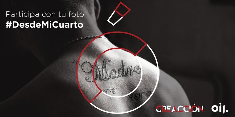 Convocatoria fotográfica #DesdeMiCuarto: Autorretratos desde el confinamiento, Josefina Hidalgo. El tatuaje como marca en la piel.