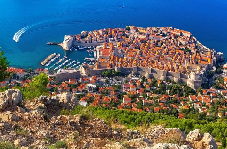 Dubrovnik, a cidade medieval que inventou a quarentena, Cidade medieval da Croácia foi uma das inventoras da quarentena e saiu vitoriosa de todas as grandes pragas que a humanidade já enfrentou. Foto: Bigstock, cortesia de Haus
