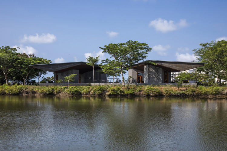 Pavilion Can Gio  Ho Chi Minh Vietnam / DE-SO, © Hiroyuki OKI