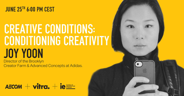 Online Masterclass: Creative Conditions. Conditioning Creativity
