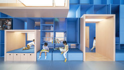 Qkids English Center / Crossboundaries