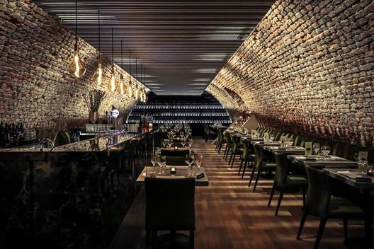 Cantina di David Restaurant / Design Brendan Bakker