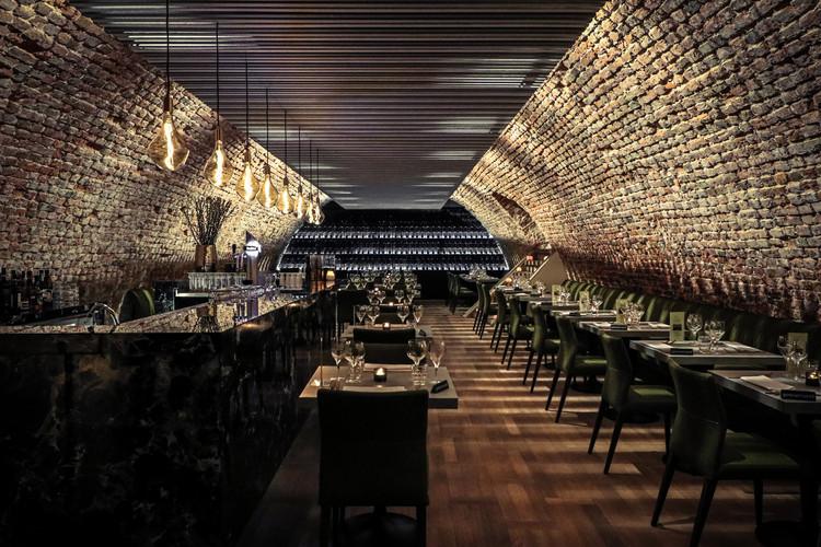 Cantina di David Restaurant / Design Brendan Bakker, © Brendan Bakker