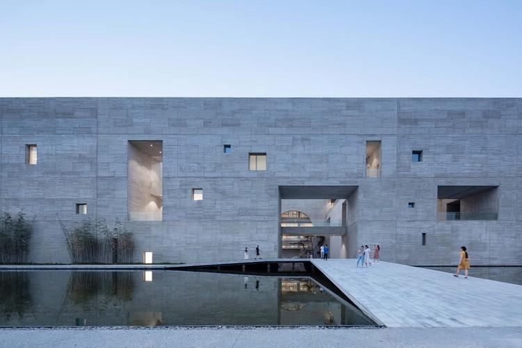 """We Should Treat Nature Sustainably"": Zhu Pei Explores COVID-19's Impact on Design and Education, Shou County Culture and Art Center / Studio Zhu-Pei. Image © Shengliang Su"