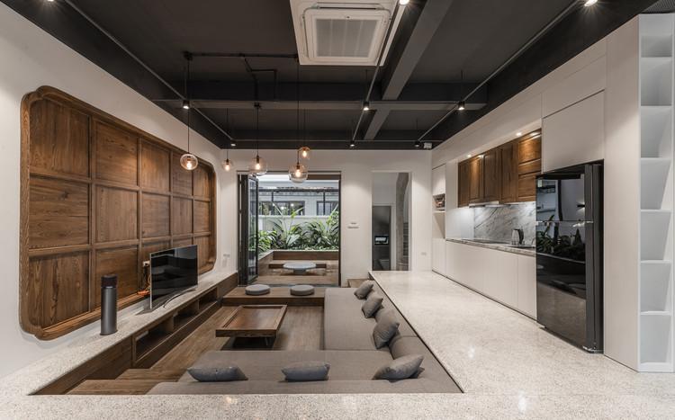 Chan House / Kay Architecture JSC, © Le Lai