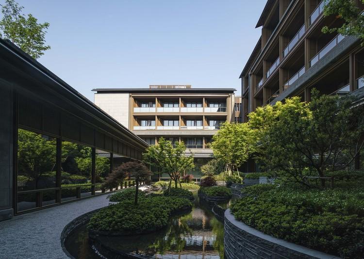 Hotel Xianghu Xiaoyao Manor / goa, Cortesia de GOA