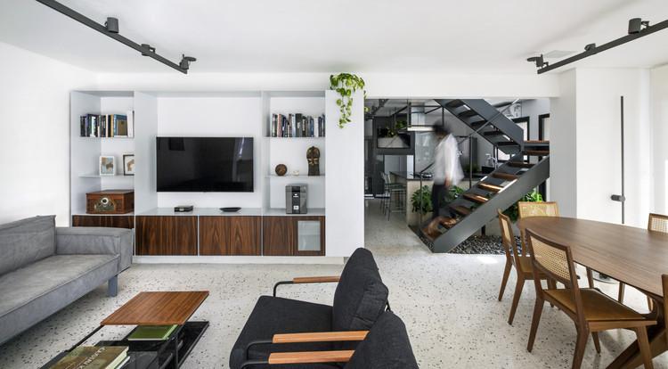 Apartamento RG / COA Associados, © Cassio Oba