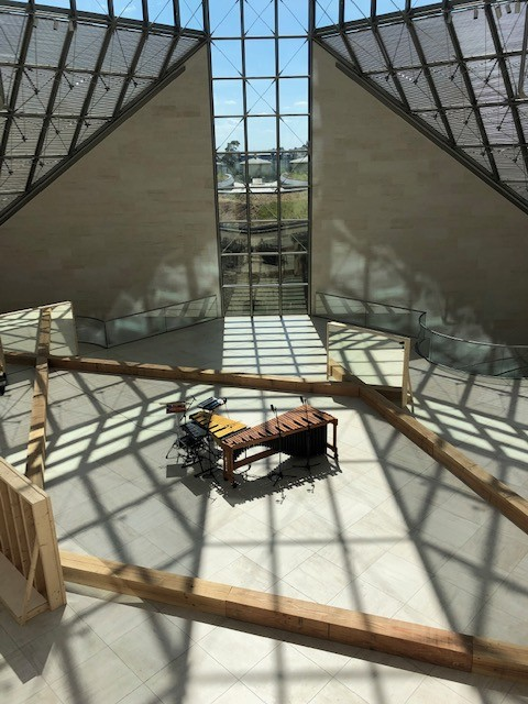 I.M. Pei's MUDAM Luxembourg welcomes Pascal Schumacher