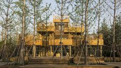 Ginkgo Tea House / MADAM + Hexia