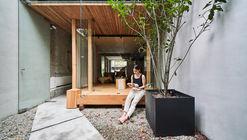 Salón de té Zhao Zhao / Soar Design Studio