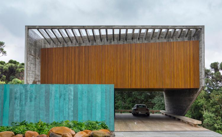 Casa Asa / Studio Guilherme Torres, © Denilson Machado – MCA Estúdio