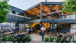 Doca Steak Burger / Meius Arquitetura