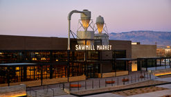 Sawmill Market / api(+) and Islyn Studio
