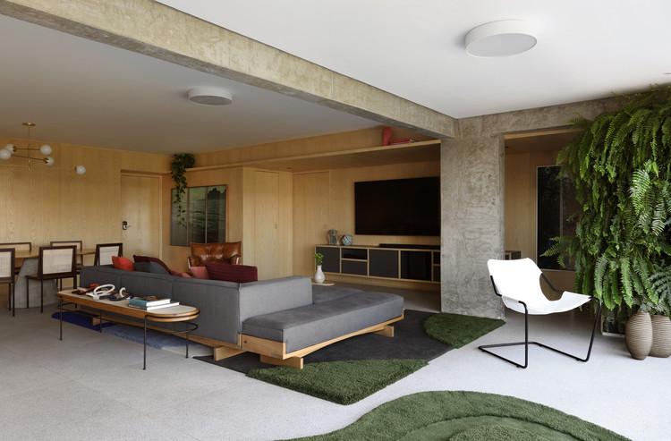 Apartamento TG / Ana Sawaia Arquitetura, © Marco Antonio