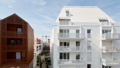 Cornerstone 71 Private Dwellings / BFV ARCHITECTES