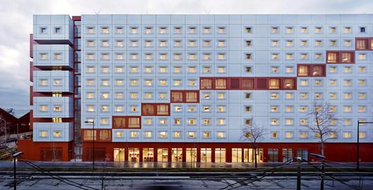 2en1 Students Halls / BFV Architectes