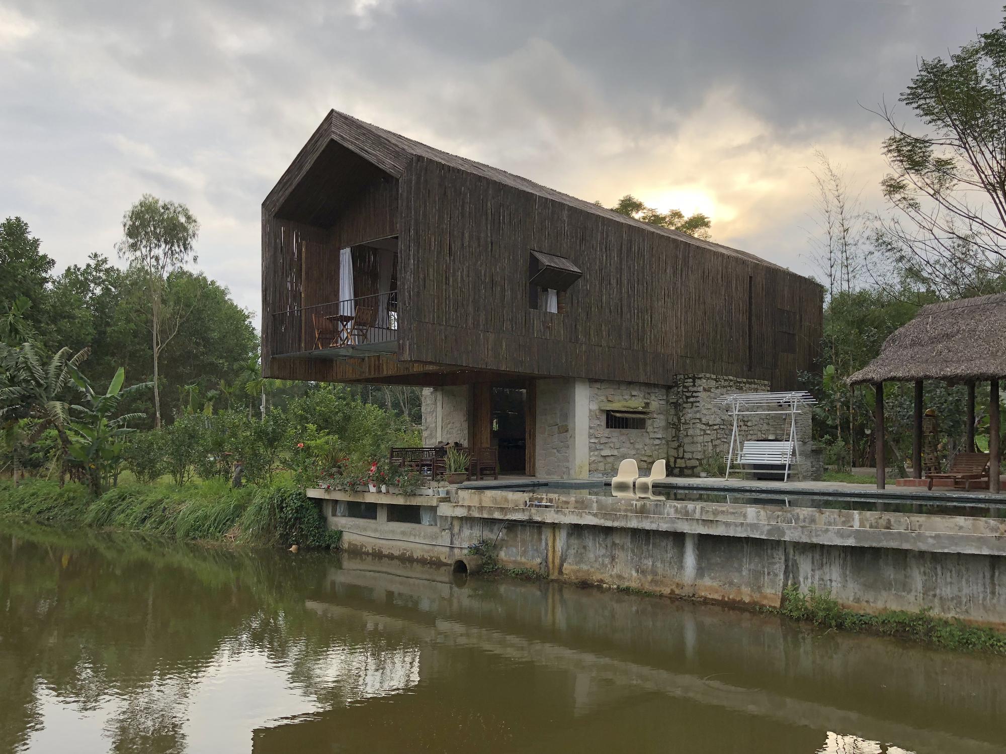 Hoa Phong House / HUNI Housing + HUNI Architectes