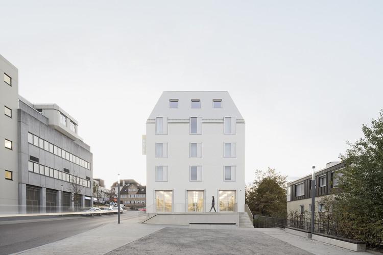 Hotel Bauhofstrasse / VON M, © Brigida González
