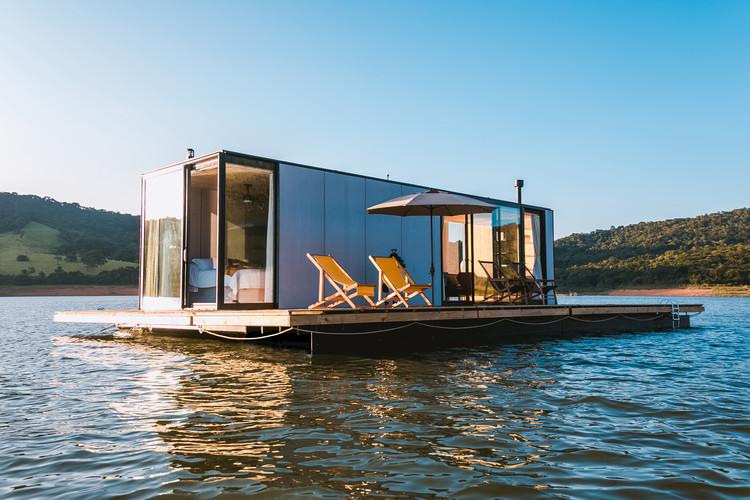 Floating House waterlilliHaus / SysHaus, Cortesia de SysHaus
