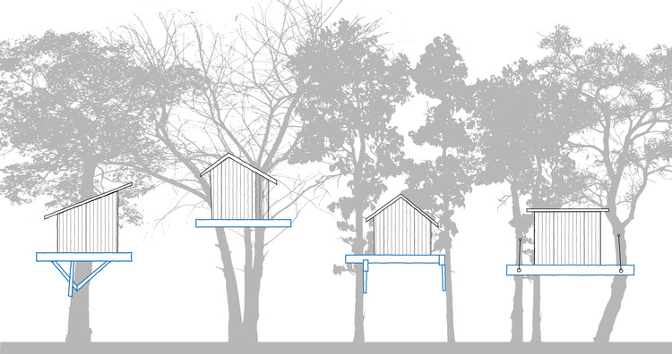 Tips for Building a Tree House, © Eduardo Souza (ArchDaily)