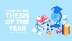 Call for Submissions: Architecture Thesis of the Year | ATY 2020