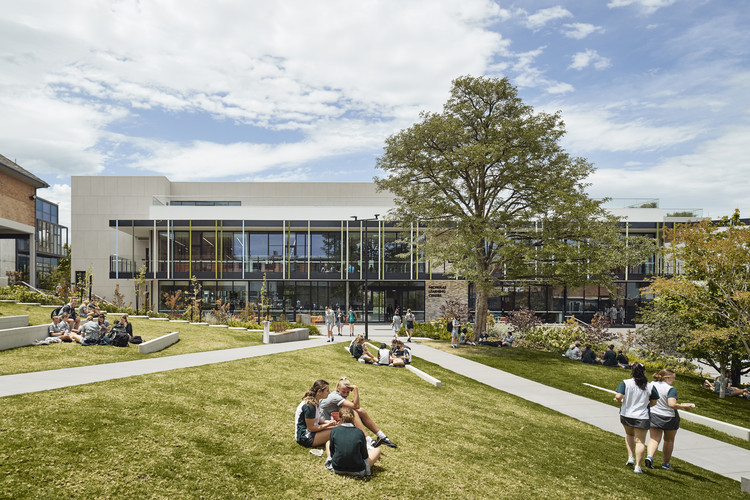 MLC Nicholas Learning Centre / McIldowie Partners, © Peter Bennetts