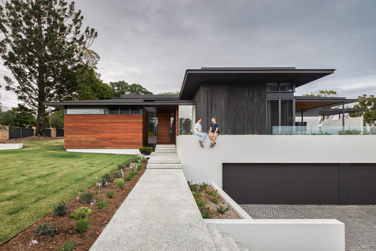 Goodtown House / Alexandra Buchanan Architecture