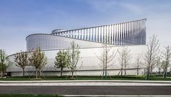 JumpCan Health Technology Exhibition Hall / Huajian Group Shanghai Architectural Design & Research Institute