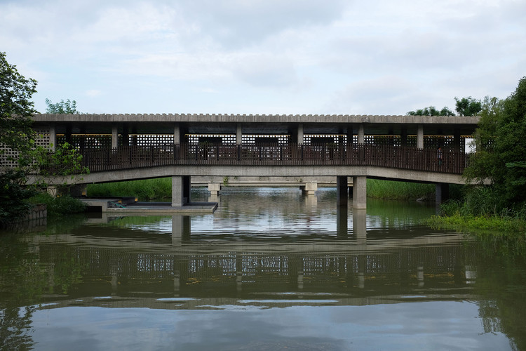 """""""In The 1990s, We All Became Free"""": In Conversation with Jiakun Liu of Jiakun Architects , Suzhou Imperial Kiln Ruins Park & Museum of Imperial Kiln Brick. Image © Jiakun Architects"""