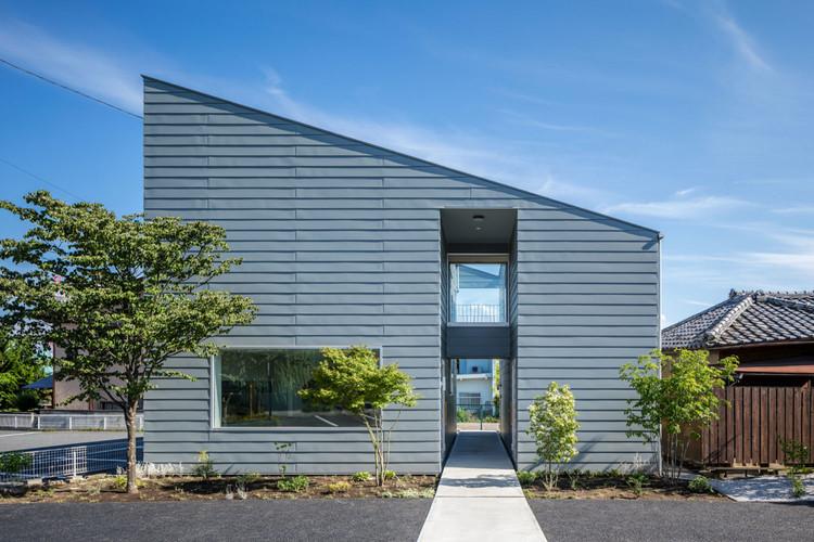 House in Shibukawa / SNARK + Ouvi , © Ippei Shinzawa