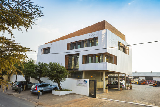 Rubela Park Offices / Architects of Justice (AOJ)