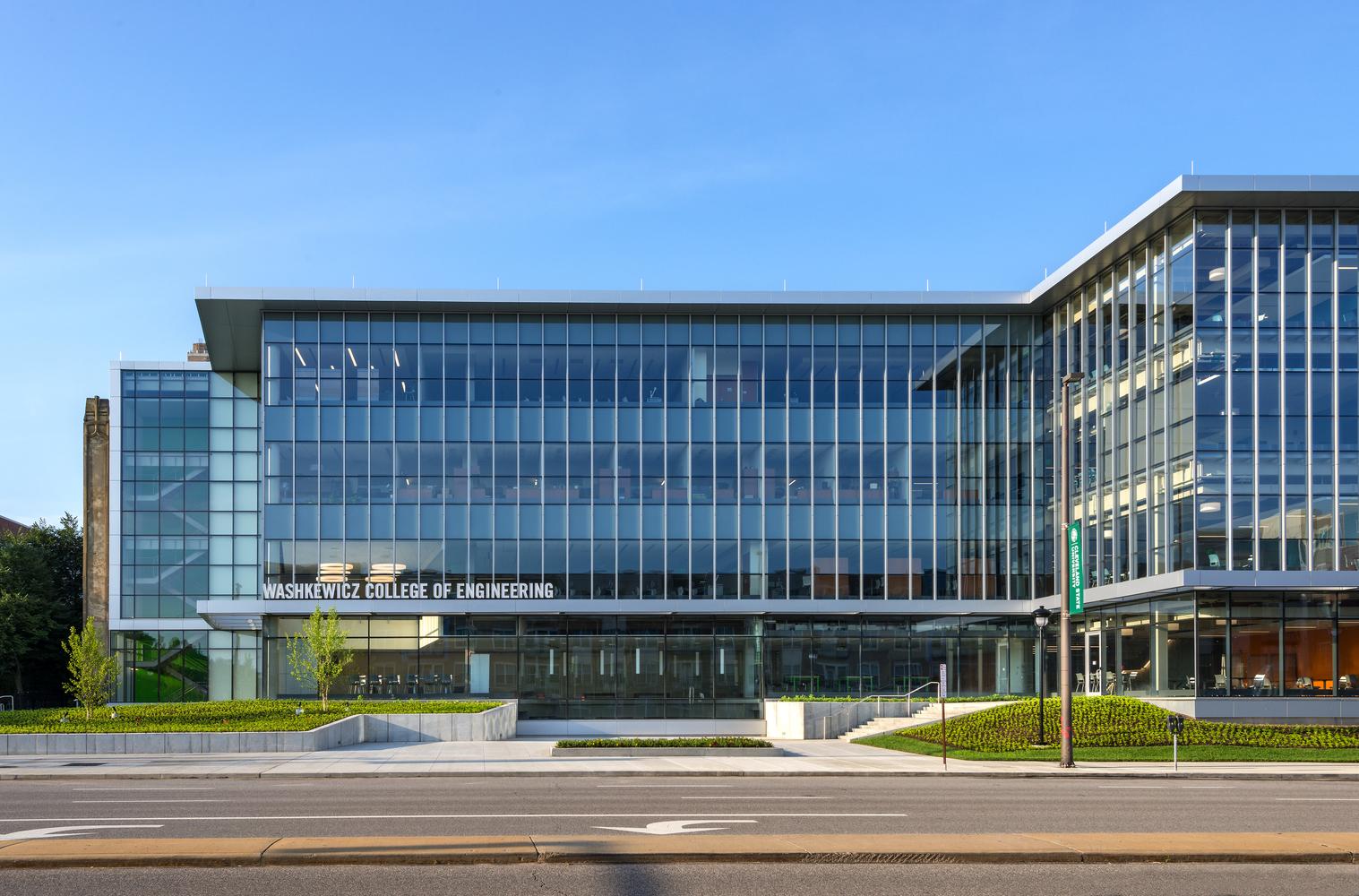 Washkewicz College of Engineering / HED + CBLH Design