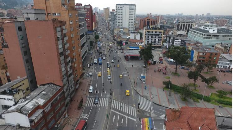 Bogotá tiene Plan de Desarrollo aprobado para el periodo 2020-2024, Cortesía de IDU