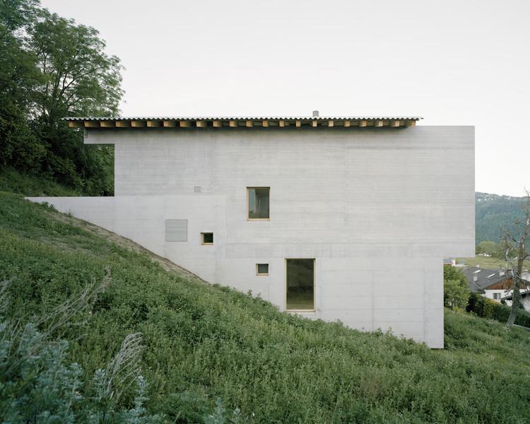 Casa em La Place / Deschenaux Architectes, © Rasmus Norlander