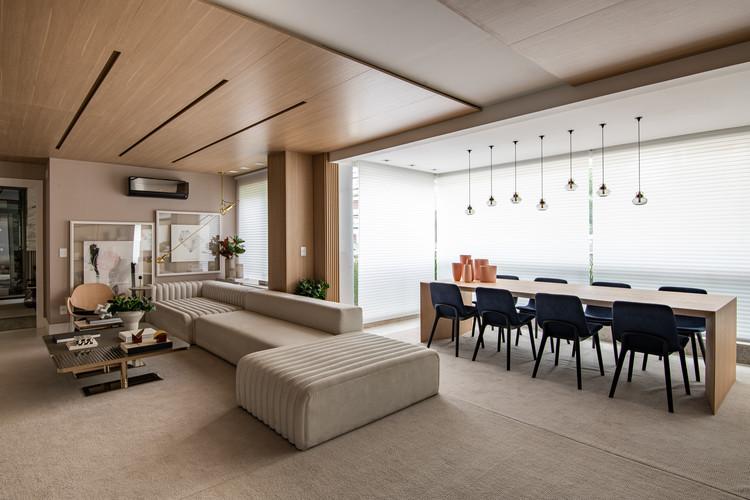 Apartamento Vitra Cambui / Bohrer Arquitetura, © Favaro Jr.